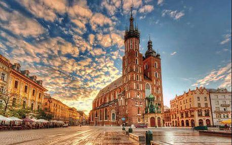 Skvělý poznávací výlet do Polska s průvodcem. Zažijte Krakov a solný důl Wieliczka