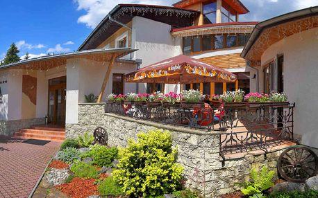 Ubytování v Horském hotelu Mních na Liptově