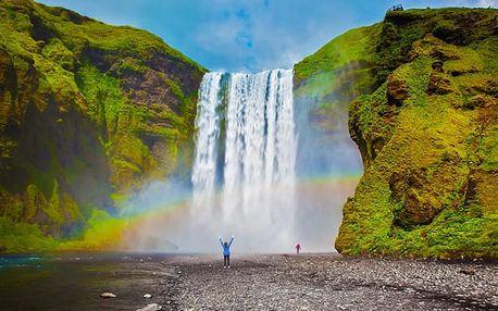 Sedm divů Islandu - poznávací zájezd