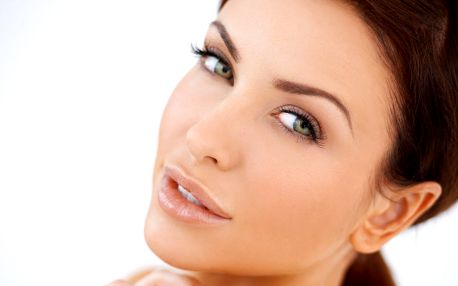 Kosmetické ošetření proti vráskám a akné Face-up
