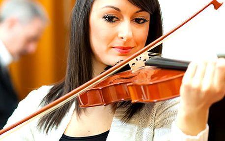 Květnové koncerty v Zrcadlové kapli Klementina. V podání hudebníků Dvořák Symphony Orchestra.