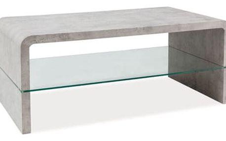 Stůl konferenční RICA - beton