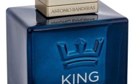 Antonio Banderas King of Seduction Absolute Collector´s Edition 100 ml toaletní voda pro muže