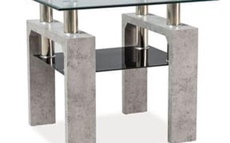 Stůl konferenční LISA D - beton