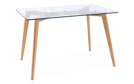 Jídelní stůl Oslo 120x80 cm