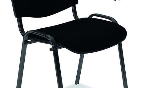 Konferenční židle ISO béžovohnědá Halmar