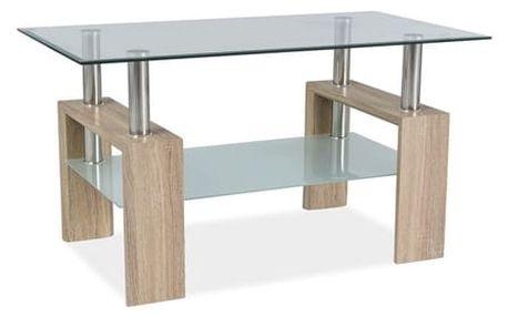 Stůl konferenční LISA III - dub sonoma