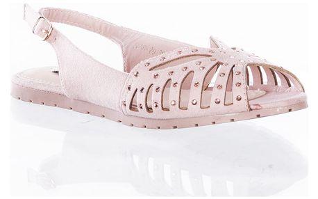 Balada Dámské sandály s kamínky