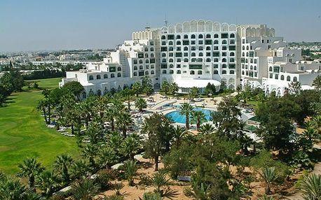 Tunisko - Sousse na 12 až 16 dní, all inclusive s dopravou letecky z Prahy