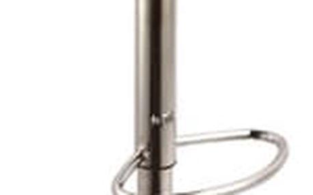 Stolička barová A-042 hnědá