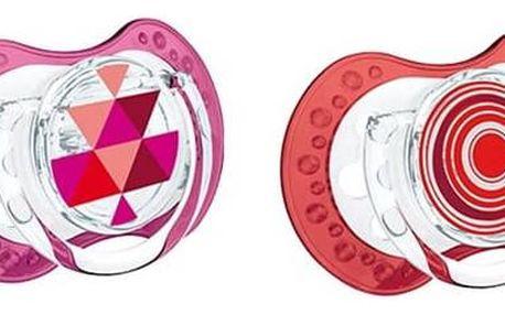 LOVI ETNO 0-3m, 2ks růžové