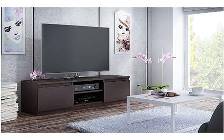 TV stolek LCD 140 cm wenge