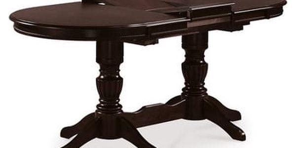 Stůl ANJELICA dřevěný rozkládací