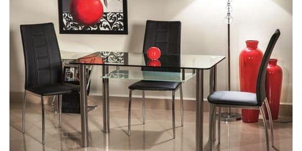Jídelní stůl Hektor 120x70 cm
