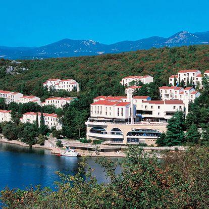 8–10denní Chorvatsko, Kvarner | Dítě zdarma | Uvala Scott** | První řada u moře
