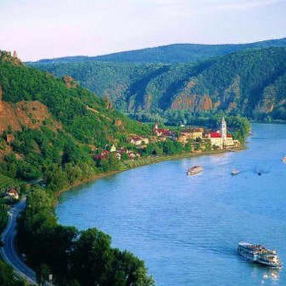 Příjemný výlet do romantického údolí Wachau. Užijte si krásy Rakouska s komfortní dopravou.