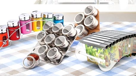 Designové kořenky do každé kuchyně