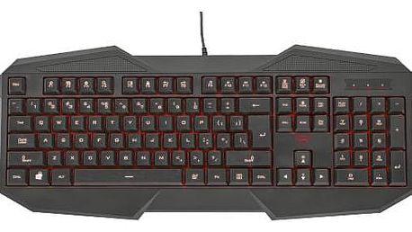 Trust GXT 830 LED, CZ/SK (21390) černá