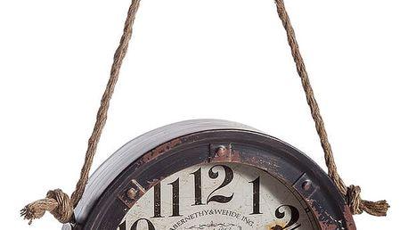 Závěsné hodiny Reloj Vintage