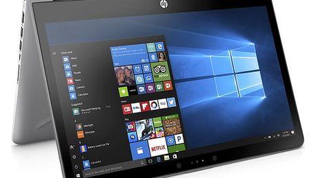 Notebook HP Pavilion 14 x360-ba101nc stříbrný + dárek (2PR76EA#BCM)