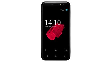 Mobilní telefon Prestigio Muze J3 Dual SIM (PSP3470DUOBLACK) černý Software F-Secure SAFE, 3 zařízení / 6 měsíců v hodnotě 979 Kč
