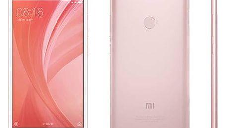 Xiaomi Redmi Note 5A Prime 32 GB Dual SIM CZ LTE (PH3720) růžový