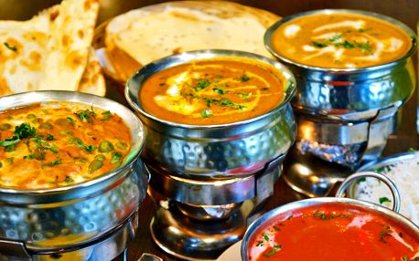 Otevřený poukaz do nepálské restaurace