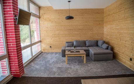 Vranovská přehrada, 3-8 dní až pro 4 osoby v krásném apartmánu