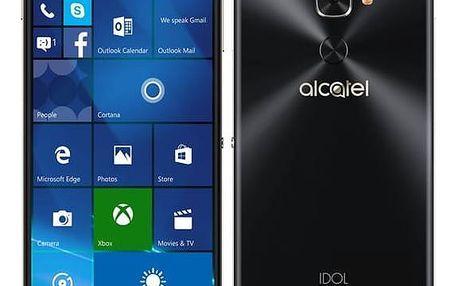 ALCATEL IDOL 4 PRO 6077X Single SIM (6077X-2BALE17) zlatý
