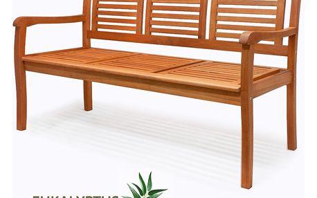 Zahradní lavička D3978 Dekorhome