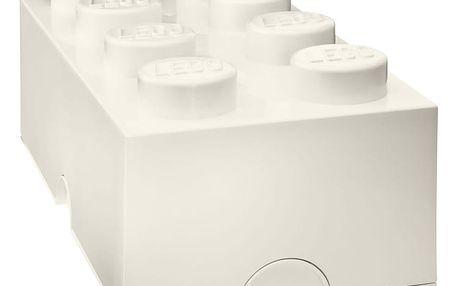 LEGO Storage box 25x50 cm, bílá
