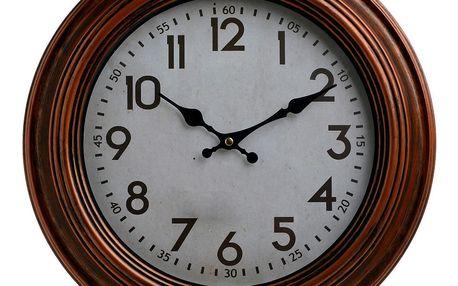 Nástěnné hodiny InArt Classic, ⌀40,5 cm