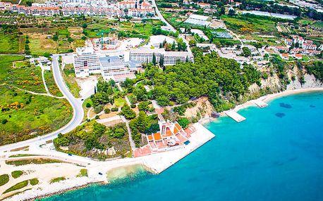8–10denní Chorvatsko, Split | Dítě zdarma | Hotel Zagreb s polopenzí | 100 m od pláže
