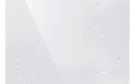 Sklokeramická varná deska Gorenje ECT 6 SY2 W bílá