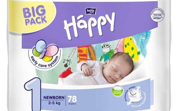 Bella Baby Happy New Born Big Pack 82 ks