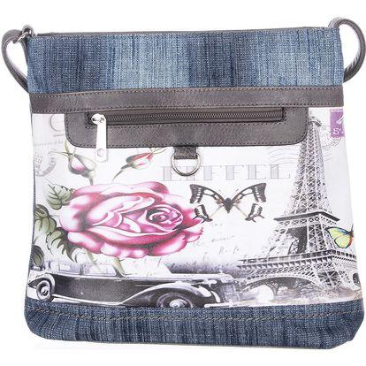 Tapple Dámská kabelka přes rameno Paris Rose velká