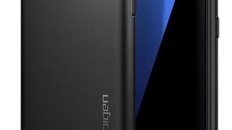Kryt na mobil Spigen Samsung Galaxy S7 (555CS20007) černý