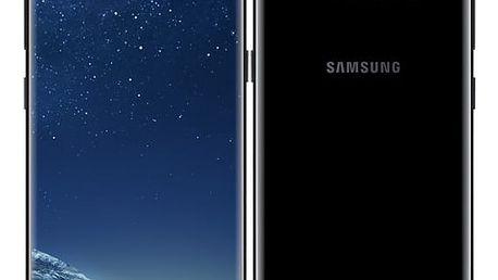 Mobilní telefon Samsung S8 - Midnight Black (SM-G950FZKAETL) Software F-Secure SAFE, 3 zařízení / 6 měsíců v hodnotě 979 Kč + DOPRAVA ZDARMA