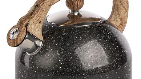 Nerezový čajník Rock Natura 2,5 l