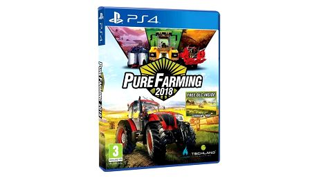 Ubisoft PlayStation 4 Pure Farming 2018 (5902385106146)