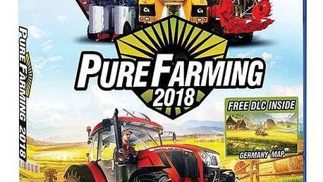 Ubisoft PlayStation 4 Pure Farming 2018 (5902385106146)