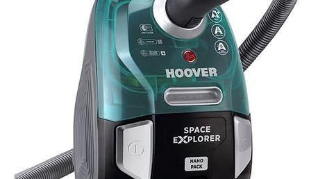 Vysavač podlahový Hoover Space Explorer SL70PET 011 zelený