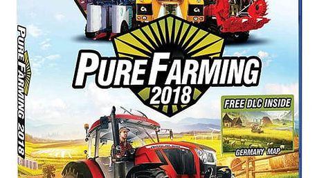 Hra Ubisoft PlayStation 4 Pure Farming 2018 (5902385106146)