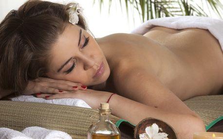 Uvolněte se: klasická či aromaterapeutická masáž
