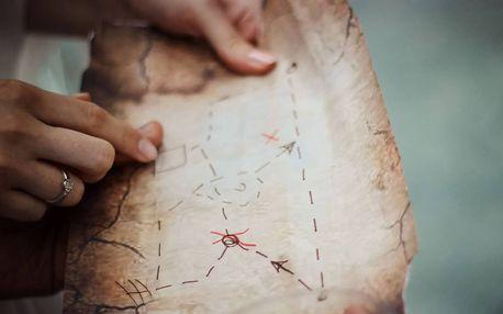 Hledej poklad na segwayi – Treasure hunt
