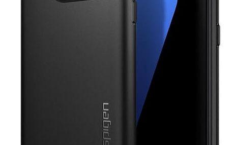 Kryt na mobil Spigen Rugged Armor Samsung Galaxy S7 černý (555CS20007)