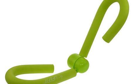 Posilovač paží Lifefit BODY TRIMMER, zelený