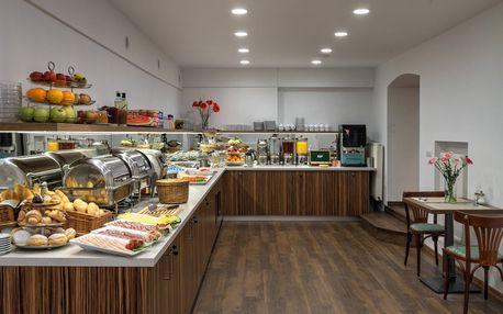 Praha: romantický pobyt na 3-4 dny pro dva včetně snídaní