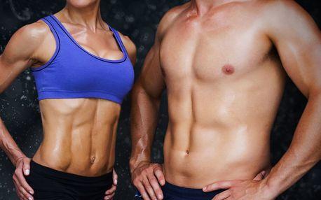 Cesta k sexy tělu: permanentka do fitka