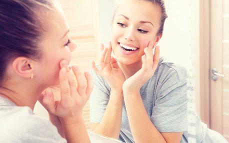 Kosmetické ošetření pleti na Vinohradech